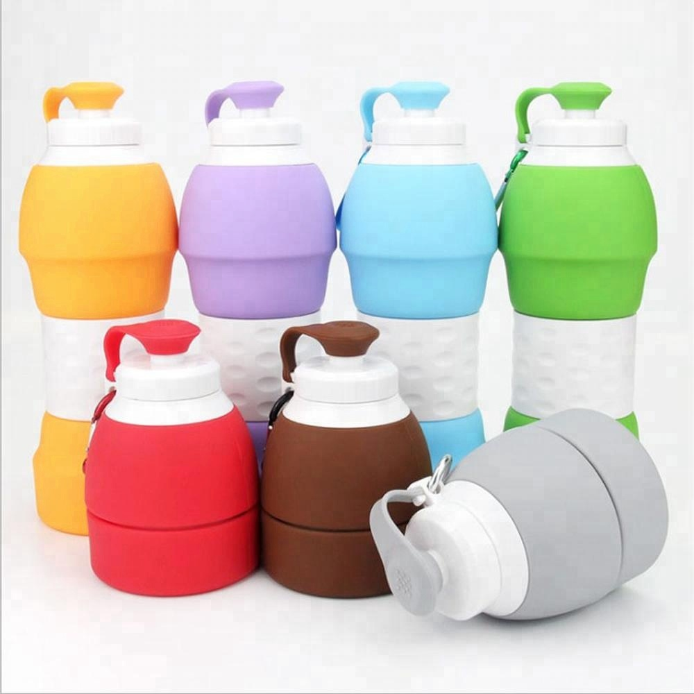 Hot Selling Travel Bottle Set Silicone Squeeze Products Silicone Bottle Sleeve Bottle