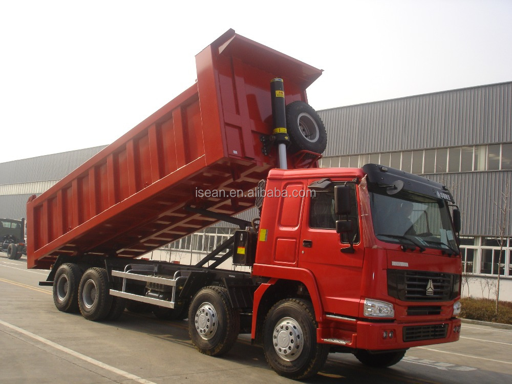 new SINOTRUK HOWO 25tons tipper truck manufacture!