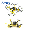 DIY Flytec T11 Blocks RC Quadcopter Headless Mode 3D Unlimited Flip Drone One Key Return Parent-child Toy