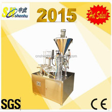 Full automatic K Cup/nespresso coffee capsule filling machine/ coffee capsule making machine