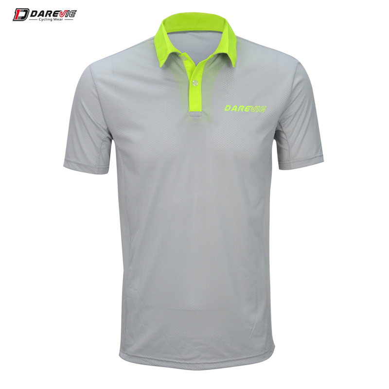 High Quality Mens Solid Polo Shirts Brand Pearl Mesh Fabric Lapel Short-sleeved Top Shirt 240g Fashion Casual Mens Polo Shirts Terrific Value Tops & Tees