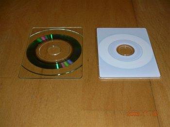 名刺cd Rの長方形/長方形の司令...