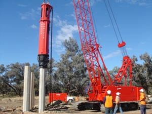 Hydraulic Pile Hammer - Buy Hydraulic Pile Hammer,Pile Driving  Hammer,Impact Hammer Product on Alibaba com