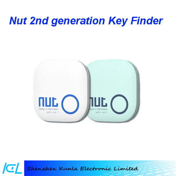 Nut 2 Smart tag bluetooth Tracking Device, GPS locator tracker for Kids & Pet & Wallet