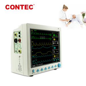 Real manufacturer CONTEC CE FDA hospital ICU cheap monitor multiparametro medical equipments