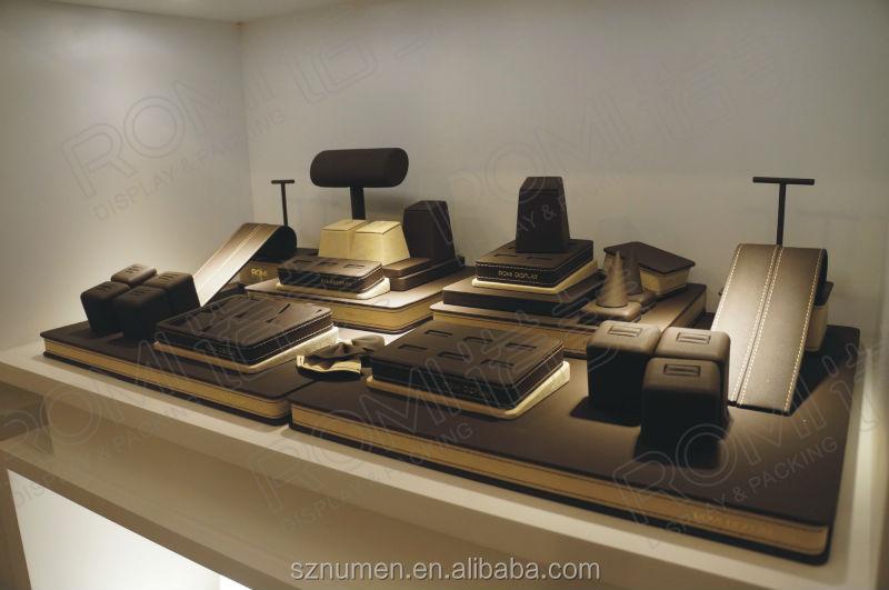 New modern design jewelry display set, View luxury jewelry ... - photo#38