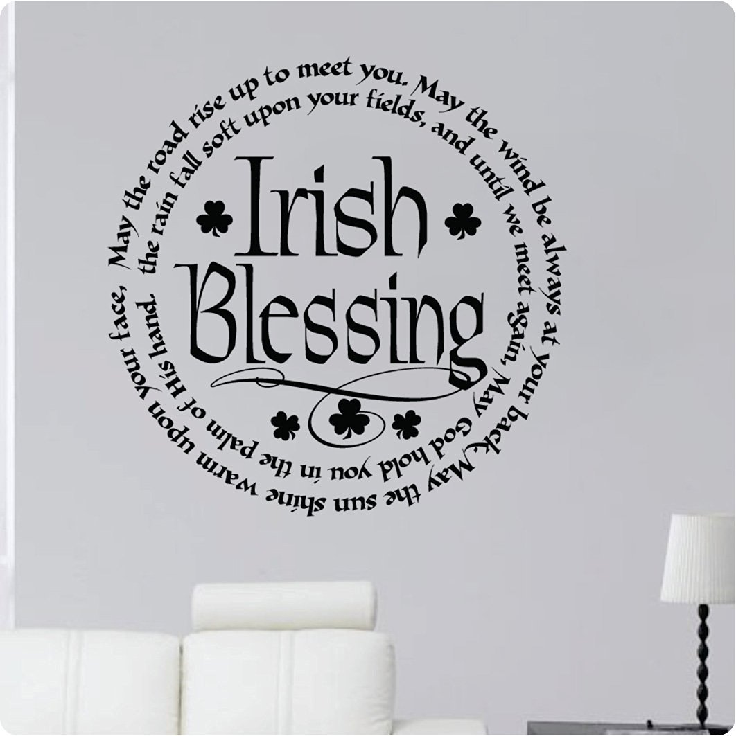 Buy 24 Irish Blessing May The Road Rise Up To Meet You May The
