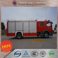 Manufactures in China Biggest Fire Engine