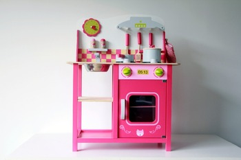 wooden large stove toys wooden kitchen toy for kids wooden cooking