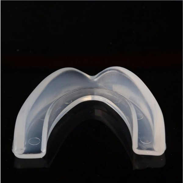 New printed mouth guard style with OEM mouth guard case