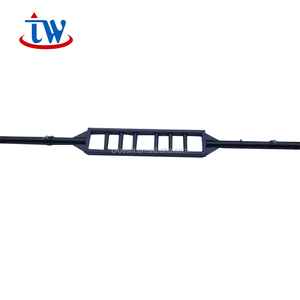 Special barbell Swiss bar weightlifting/strongman fitness training equipment