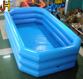 Portable Large Inflatable Swimming Pool Inflatable Plastic Swimming Pool -  Buy Inflatable Adult Swimming Pool,Large Inflatable Swimming Pool,Kids ...