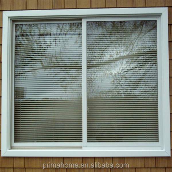 USA Standard 300 Pa Waterproof aluminum window grill design picture for Sliding Window