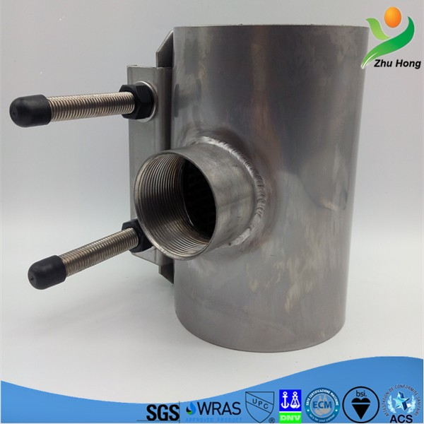 Crt ductile iron pipe fittings steel couplings for joining