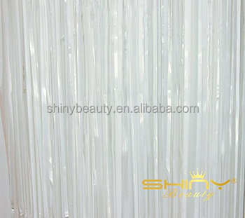 Tinsel Foil Fringe-Backdrop-6FTX8FT-White Metallic Door Window Curtain Party Decoration( & Tinsel Foil Fringe-backdrop-6ftx8ft-white Metallic Door Window ...