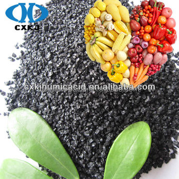 Potassium Humate Crystal From High Quality Lignite in Xinjiang