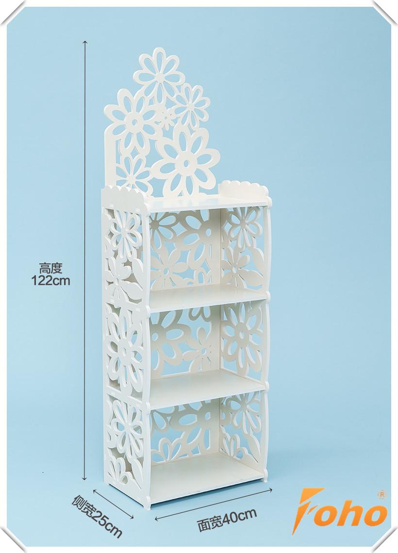 Mensole Ikea In Vetro.Bianco Puro Stile Europeo Ikea Mensole Intagliate Altri Mobili
