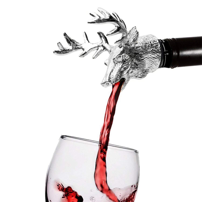 Jagermeister Jager Stag Pourer Deer Head Bottle Pourer GENUINE /& NEW