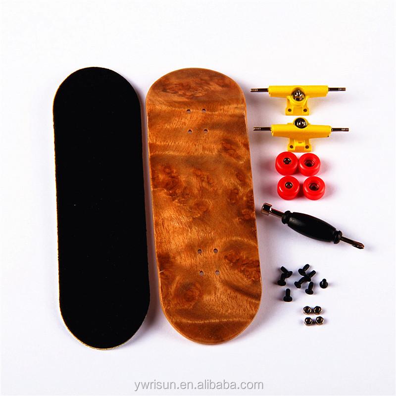 Rsfn0010 Canadian Maple Wood Fingerboard 30mm Or 32mm Tech Deck Finger  Skateboard - Buy Tech Deck Wood Finger Skateboard,Tech Deck Wood Finger