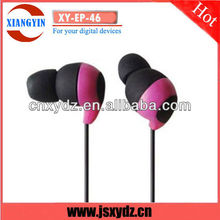 oem earphones pms colour print your logo branch with good quality with cable customized