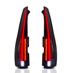 VLAND wholesales factory manufacturer escalade esv tail lamp 2007-2014 LED Escalade tail lights