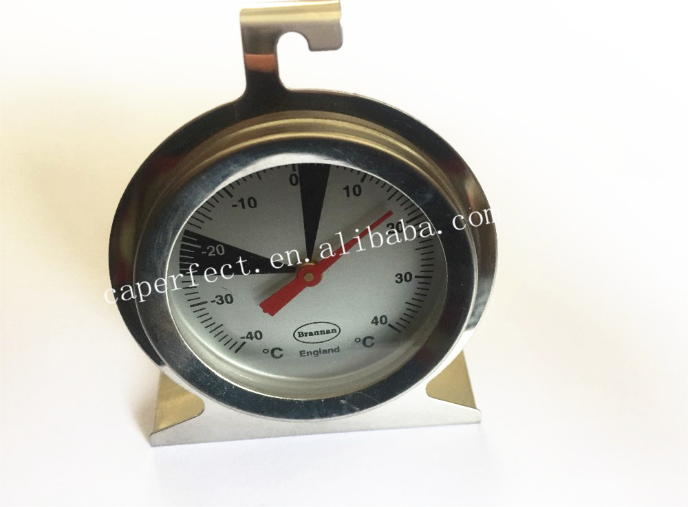 Bimetal Thermometer stainless steel oven BBQ thermometer
