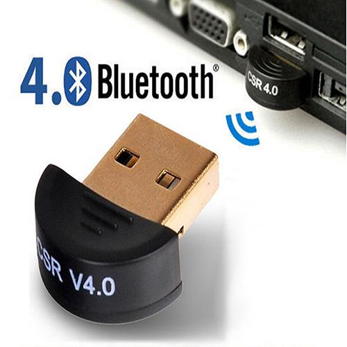 Mini Bluetooth 4 0 USB 2 0 CSR4 0 Dongle Adapter For Win 8 7 XP
