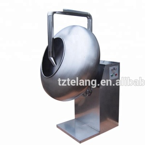 Chewing gum sugar coating manufacturing machine