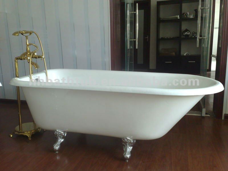 Traditional Roll Top Freestanding Bath/antique Clawfoot Tubs ...