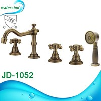 Bathroom antique bathtub multifunction faucet with CUPC certificate