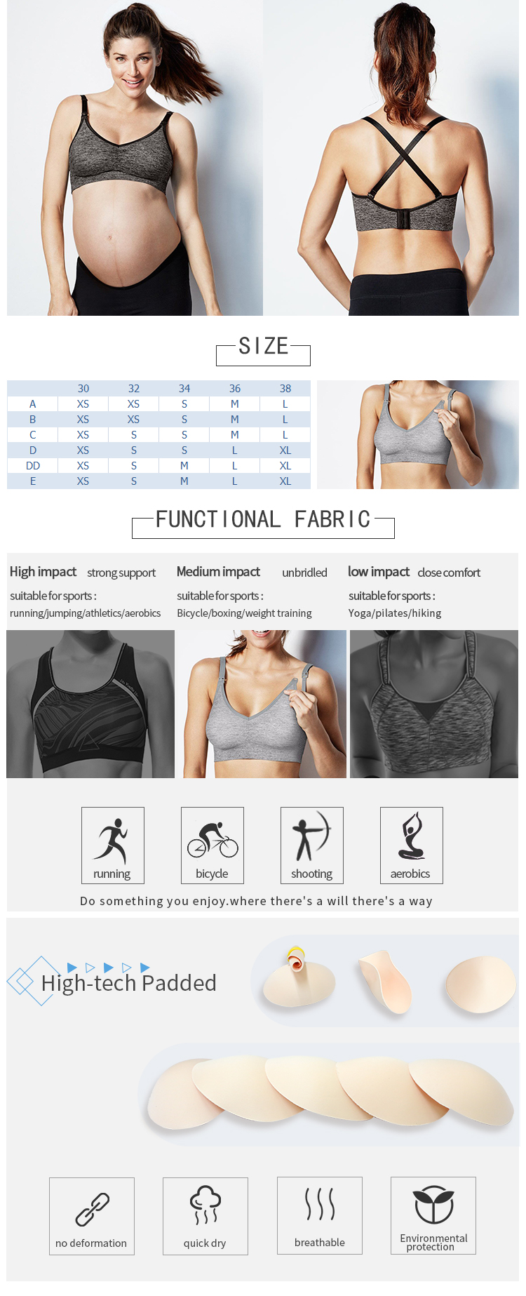 bde2bfc0edb Imported Nursing Sports South Indian Hot Girl New Style Bra - Buy ...