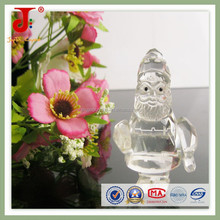 Crystal Christmas Figurine For Party Decoration or promotion