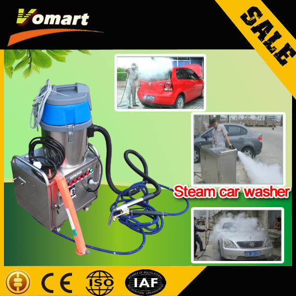 CE 6KW automatic mobile steam car washing machine/machine dry wash car steam cleaner high power