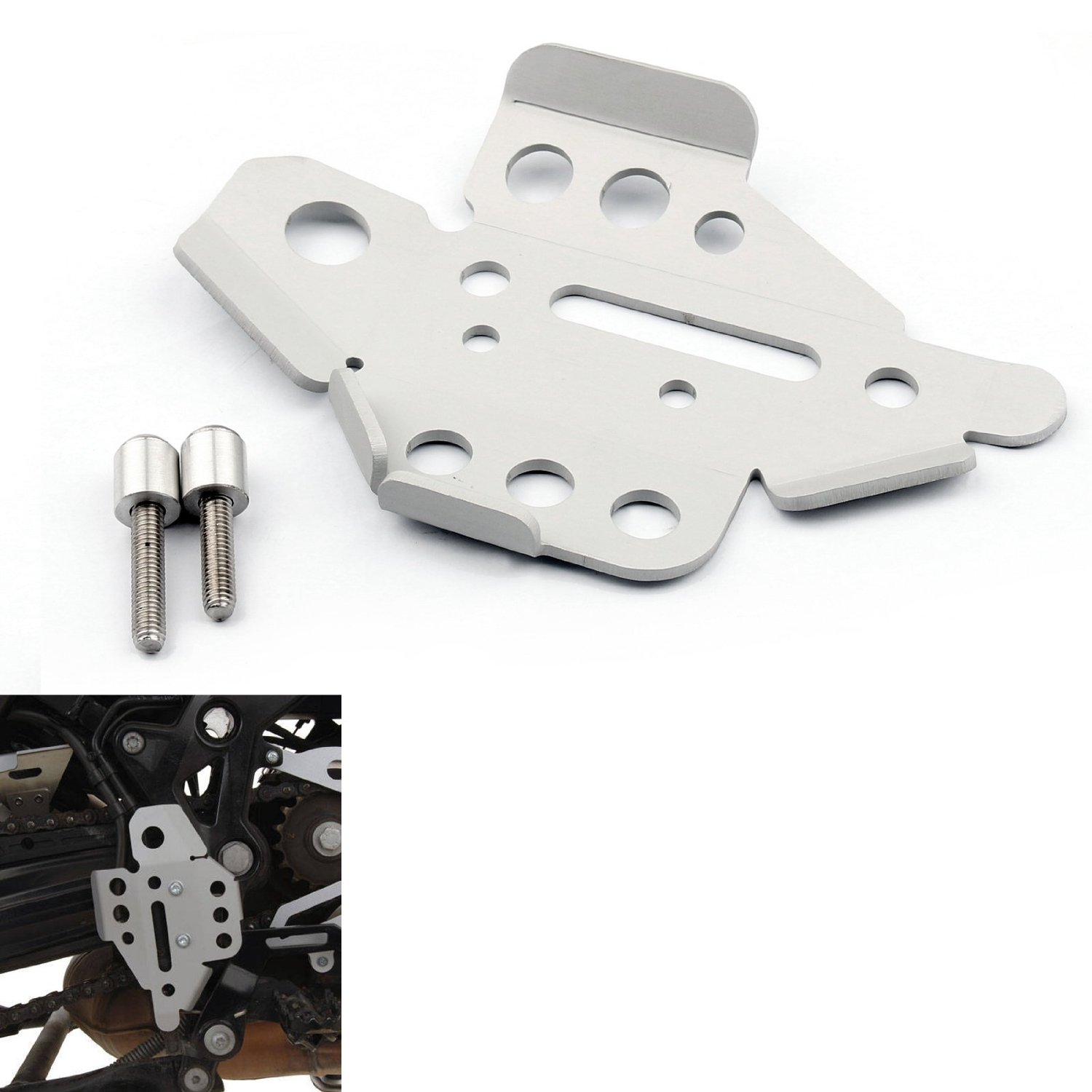Areyourshop Right Side Frame Guard For BMW F800GS / Adventure F700GS F650GS-Twin 2008-2015