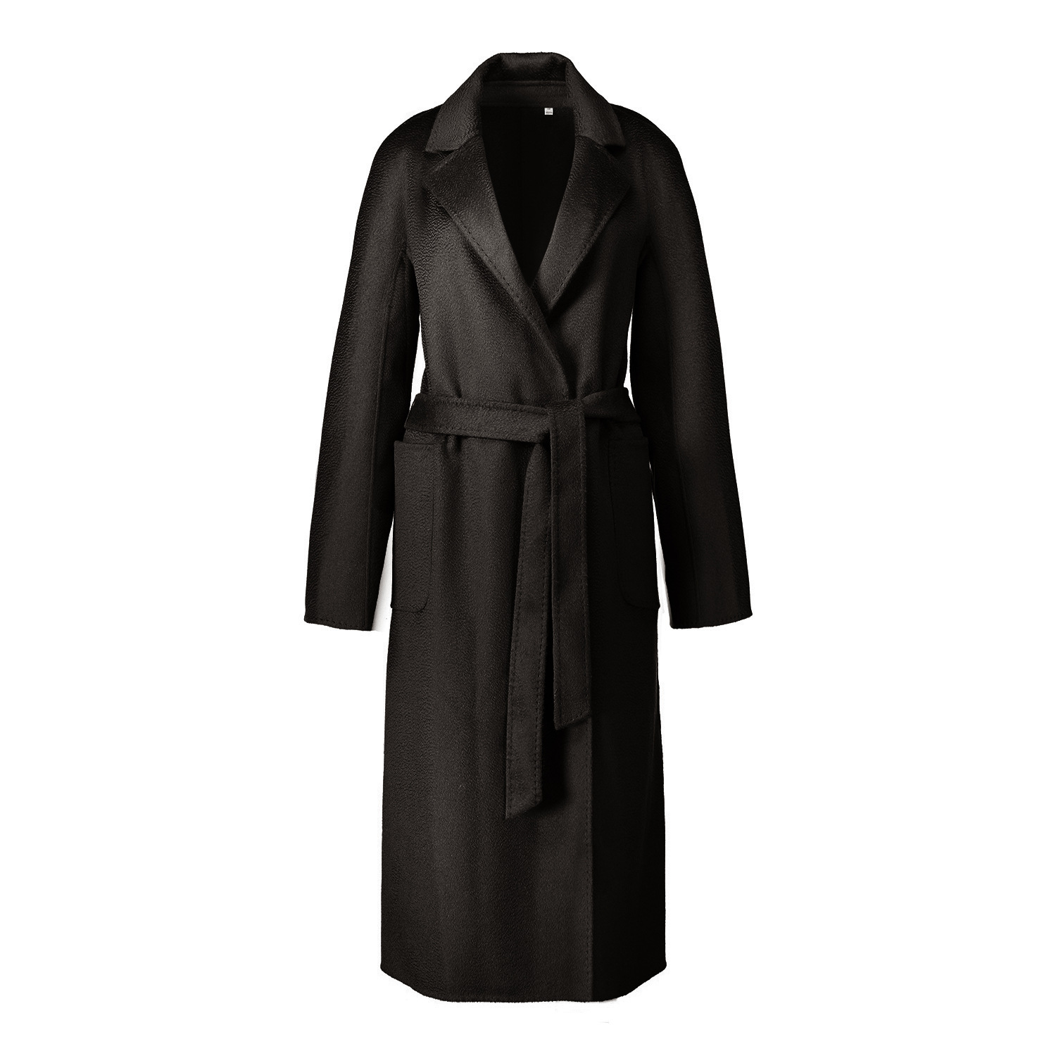 <strong>Fashion</strong> European Women's <strong>Coat</strong> Wholesale <strong>Winter</strong> Wool Cashmere Full Length <strong>Coat</strong>