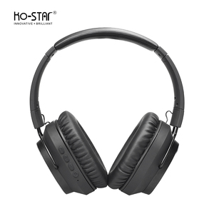 Bluetooth wireless headphone active noise cancelling made in China