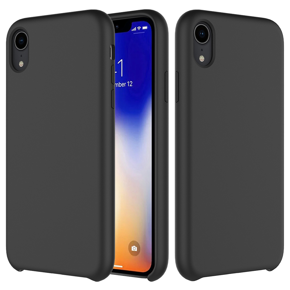 check out b447c 4b315 New Frosted Shock Absorbing Gel Tpu Back Cover Case For Apple Iphone 9 X Xs  Plus Liquid Silicone Phone Case - Buy For Iphone 9 Liquid Silicone ...