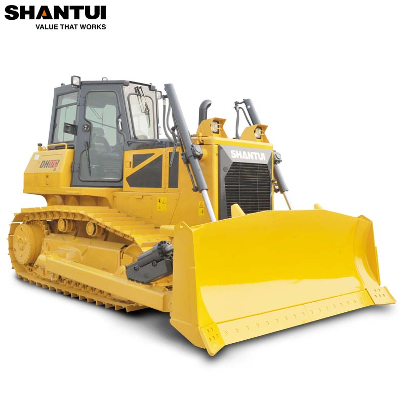 Di alta Qualità Shantui SD16L Ad Alta Efficienza Crawler Bulldozer per swamp