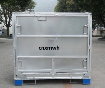 Foldable Packing IBC Container Recycle Metal Collapsible IBC Tank