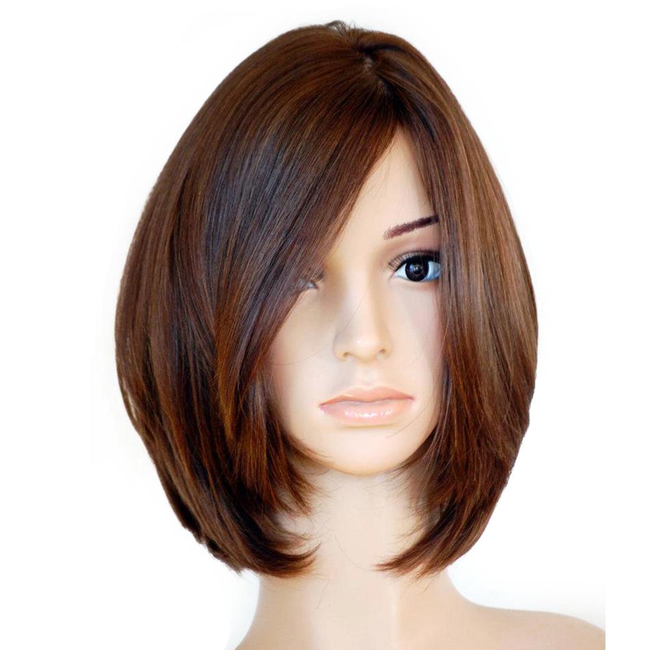 Human Hair Wigs Short Styles Best Clip In Hair