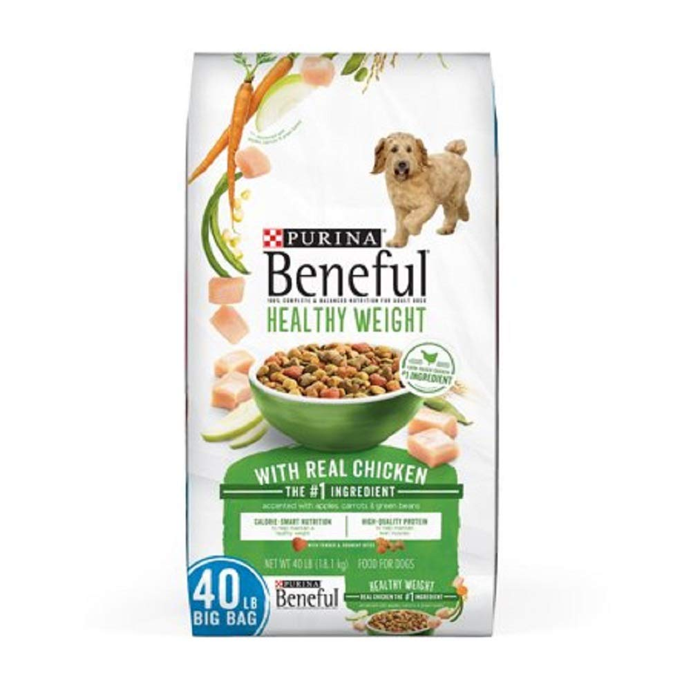 Purina Beneful IncrediBites for Small Dogs Adult Dry Dog Food (Healthy Weight, 40 lb.)