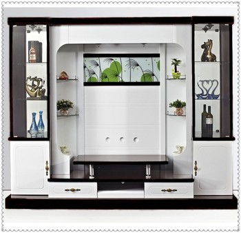 Designs Tv Cabinets Tv Stand With Led Light 9905 Modern