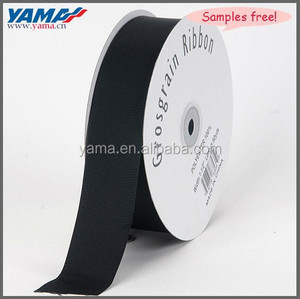 Cheapest wholesale new product grosgrain ribbons imported