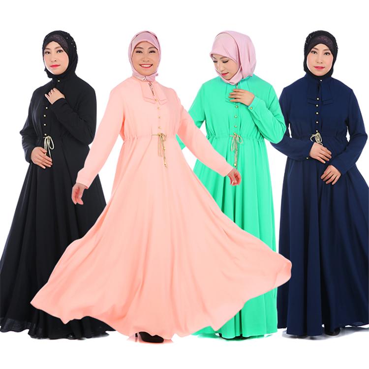 Online Kaufen Großhandel moderne islamische kleidung aus ...