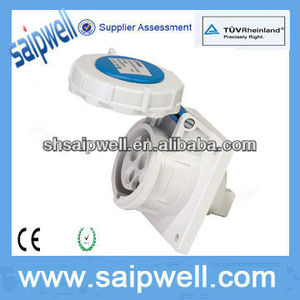 5 PINS IDUSTRIAL USE ELECTRICAL SOCKET HIGH IP