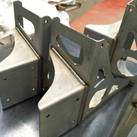 Welding Services Factory OEM Steel Welded Parts Stainless Steel Aluminum Welding Fabrication
