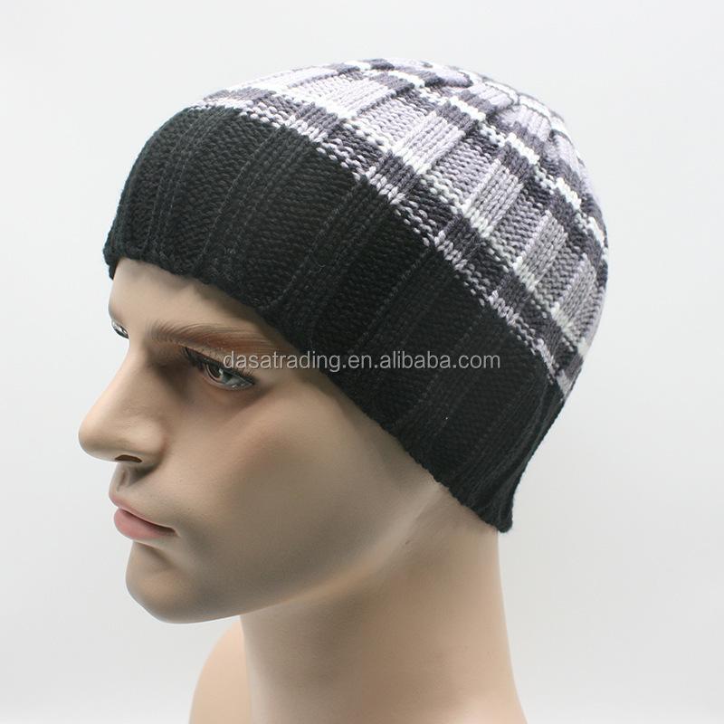 Venta al por mayor la moda de tejer gorros sombreros patrón-Compre ...