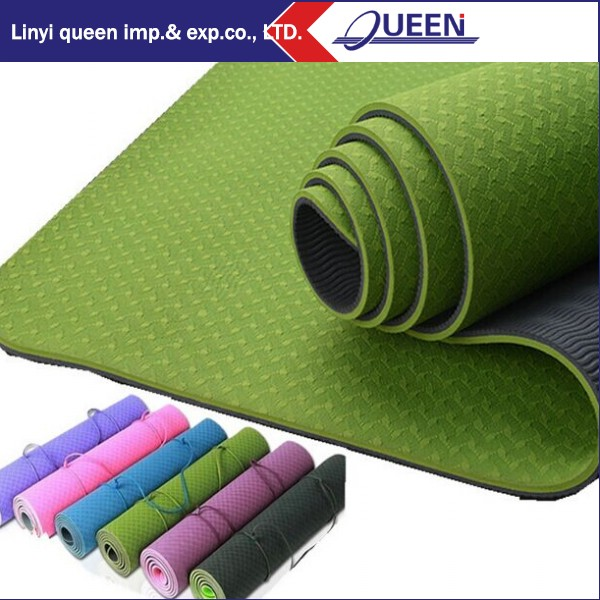 which yoga mat is the best 6mm yoga mats tpe