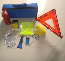 Auto Road Kit, Car Fire Extinguisher Emergency Tool,Auto Emergency Tool Kit