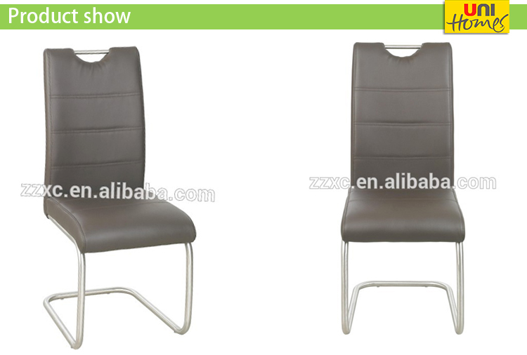 PU Upholstered High Back Dining Side Chairs